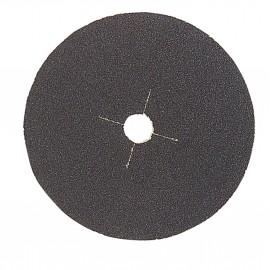 DISQUE PAPIER PARQUET D.150 Al.12 GR 80 Carbure Silicium