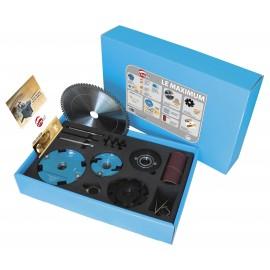 COFFRET Outils Al.30 et accessoires / multi-usages / Pour combiné