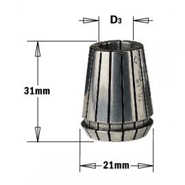 Pince elastique er20   d8 ref 18408020**