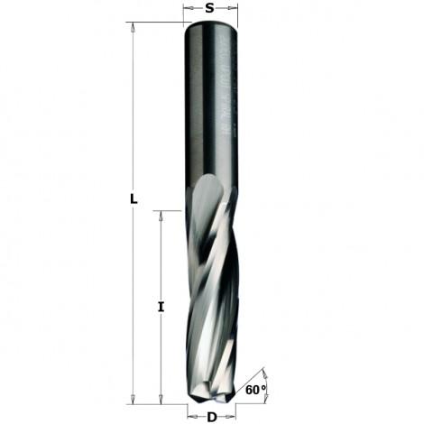 Fraise heli. hm mono. pos d14x50 mm  *s* ref 19114311 *