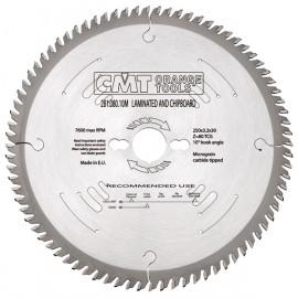 Lame circulaire  scie a format dia 300 x 2.2 / 3.2 z.96 al30   ref 28109612m