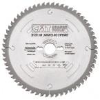 Lame circulaire carbure  scie a format dia 300 x 2.2 / 3.2 z.96 al 30 + 2 te combi