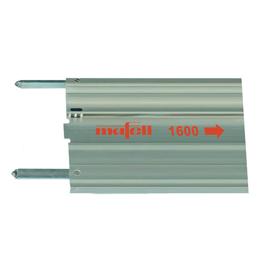 Rallonge du rail de guidage 2600 pour une longueur totale de coupe de 2600 mm