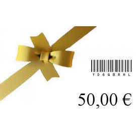 Carte cadeau Haumesser-50