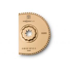 Lame scie segment concrétion carbure  denture ouverte slp hm d90 (1)