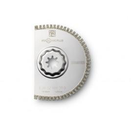 Lame scie segment concrétion diamant  dent. ouverte slp d90 (1)