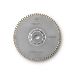 Lame de scie segment concrétion diamant  denture ouverte slm d105 (1)
