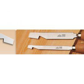 Racloir coudé droit - sélectionnez la largeur