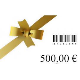 Carte cadeau Haumesser-500