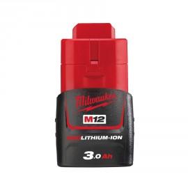M12 B3 - 12V 3,0Ah  Red Lithium - système M12
