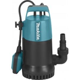 Pompe vide-cave à eau claire 800 W  Makita ref PF0800
