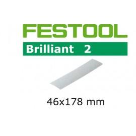 Abrasifs STF 46x178/0-MIX BR2/10