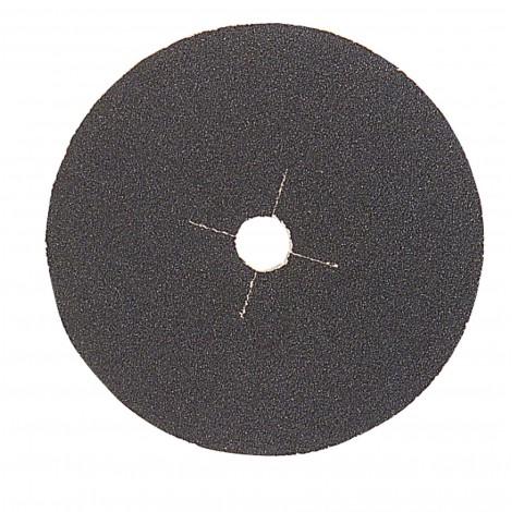 DISQUE PAPIER PARQUET D.180 Al.12 GR 40 Carbure Silicium