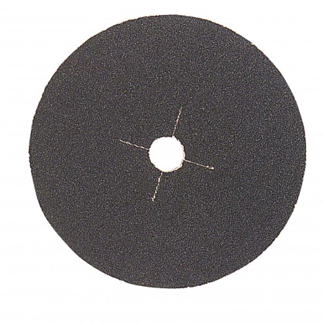 DISQUE PAPIER PARQUET D.180 Al.22 GR 80 Carbure Silicium