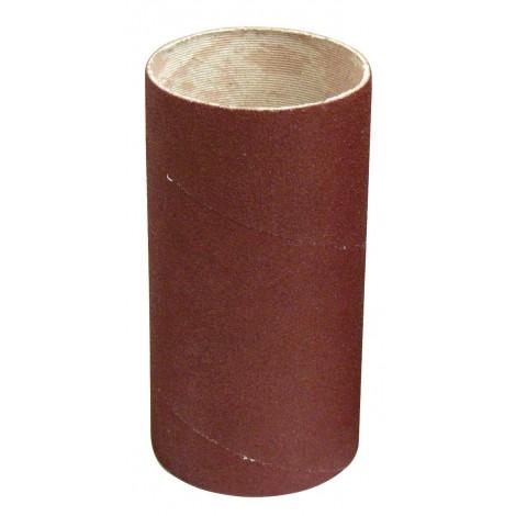 MANCHON ABRASIF  pour support caoutchouc D.82 Al.50 Ht120 Gr.100
