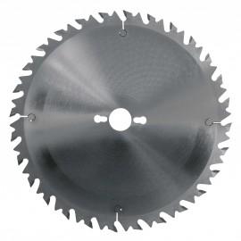 Lame carbure micro-grain Débit 250x30x24Z Alt. / anti-recul / Bois