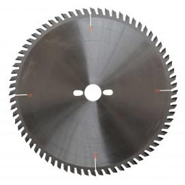 Lame HM micro-grain mise à format 250x30x80Z Alt. / Bois