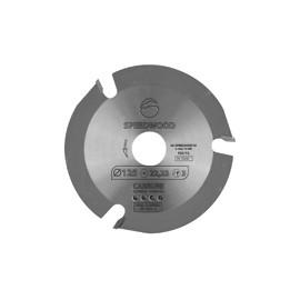 Lame carbure multifonction pour meuleuse D.115x22,23 Z3