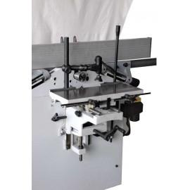 OPTION MORTAISEUSE Mandrin Wescott 0 à 16mm POUR COM250 et RAD250