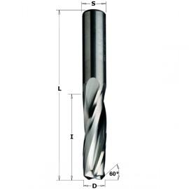 Fraise heli. hm mono. pos d16x55 mm ref 19116311 *