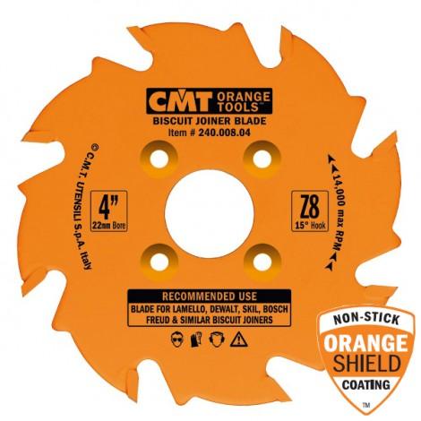 Lame circulaire carbure dia 100 x 3.96 x 3/3.1 z.8 al22 ref 24100804