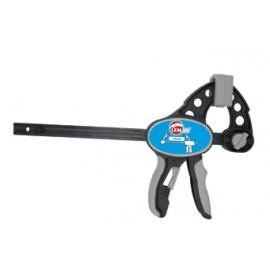 Serre-joint rapide Tige acier saillie 85 section 20x5 serrage 150