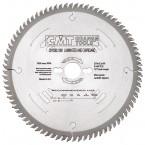 Lame circulaire  scie a format dia 350 x 2.5 / 3.5 z.108 al30   ref 28110814m