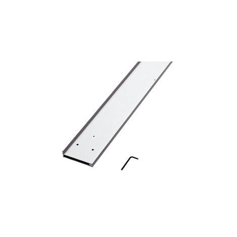 Règle de guidage longueur de 3 m (en 2 pièces, pièce de raccordement)