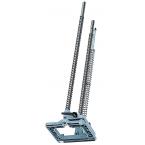 Support de perçage jusqu'à une profondeur de perçage de 475 mm (sans douille de centrage)
