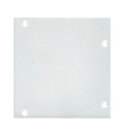 Plaque de base en plexi