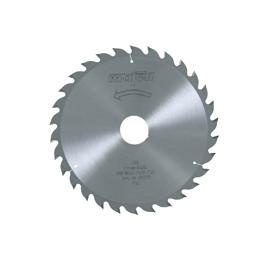 Lame de scie au carbure, 180 x 1,2/1,8 x 30 mm, 30 dents, denture alternée, pour usage universel, bois