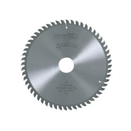 Lame de scie au carbure, 180 x 1,2/2,0 x 30 mm, 56 dents, denture alternée, chanfreinée, pour l'aggloméré laminé
