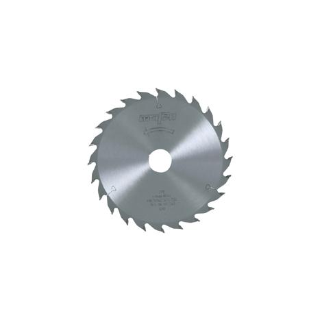 Lame de scie au carbure,190 x 1,8/2,5 x 30 mm, 24 dents, denture alternée, pour usage universel