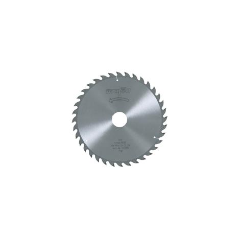 Lame de scie au carbure, 190 x 1,2/2,0 x 30 mm, 36 dents, denture alternée, pour usage universel, bois