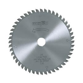 Lame de scie au carbure, 160 x 1,2/1,8 x 20 mm, 48 dents, denture plate/trapézoïdale, Trespa