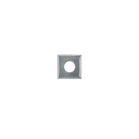 Fers réversibles au carbure 14 x 14 x 2 mm