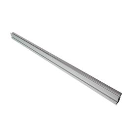 Butée d'arrêt, longueur 1000 mm, y compris clapet de mise à longueur