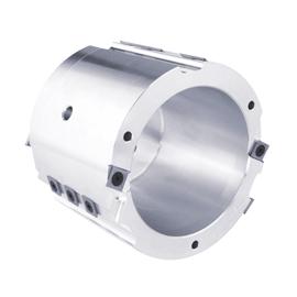 Porte-outil à moiser Ø 150 x 115 mm