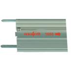 Rallonge du rail de guidage 1600 pour une longueur totale de coupe de 1600 mm