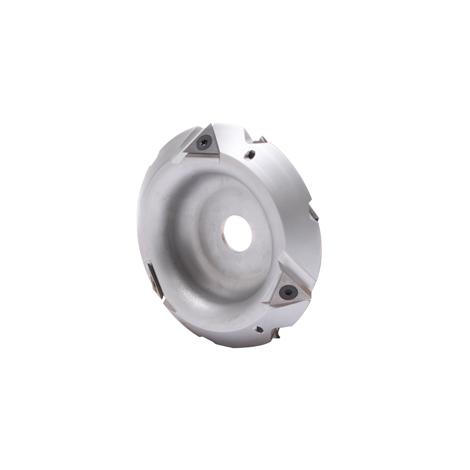 Fraise à placoplâtre MF-GF 45, pour rainures à 45° jusqu'à une profondeur de fraisage de 12,5 mm