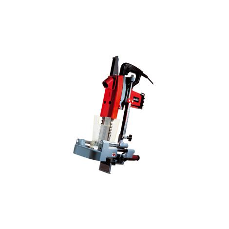 Mortaiseuse à encastrer les serrures SKS 130 avec garniture de chaîne de 16 mm