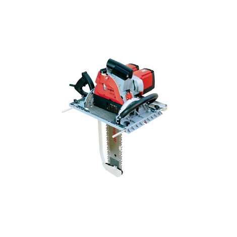 Scie à chaîne de charpente ZSX TWIN Ec