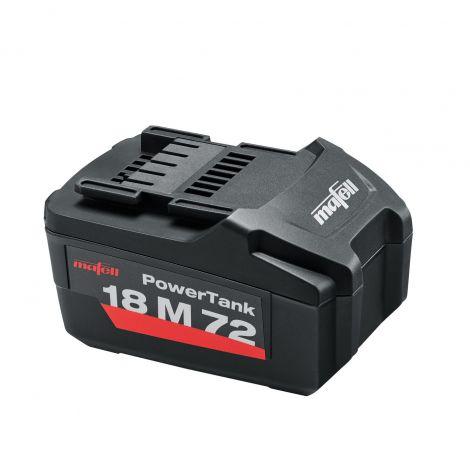 Batterie PowerTank 18 M 72