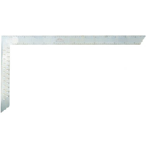 Equerre galvanisée, graduée35mm/700mm