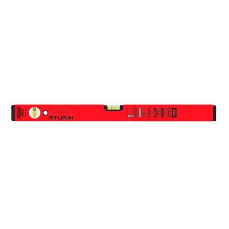 Niveau Alu rouge, AK050    500 mm