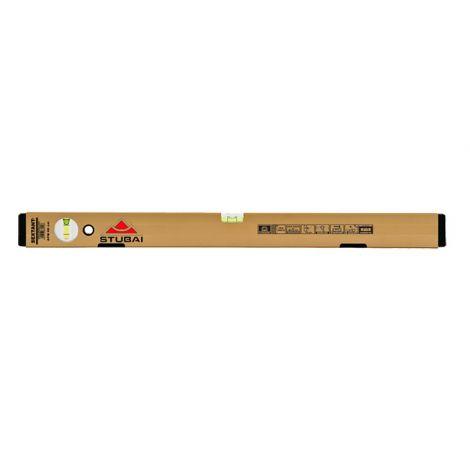 Niveau magnétique FL.doré, anod.AFM080    800 mm
