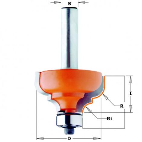 Fr. pour moulures decorative hm d35 r6.4 s6 ref 74435011