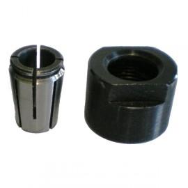 796 - Écrous de serrage et pinces pour CMT7E et CMT8E - Écrou de serrage et pinces pour défonceuse CMT7E - D : 12.7