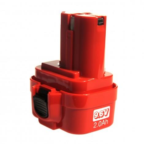 Batterie 9122 9,6v 1,9ah