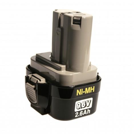 Batterie 9134 ni-mh 9,6v 2,5ah